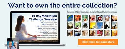 21 Day Meditation Entire Collection Banner